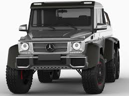 mercedes jeep white 3d model mercedes g63 amg 6x6 cgtrader