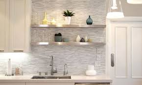 Mosaic Tile For Kitchen Backsplash White And Gray Mosaic Tile Kitchen Backsplash Ellajanegoeppinger Com