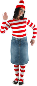 where s waldo costume where s waldo wenda costume kit ebay