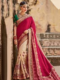 indian wedding saree latest designs u0026 trends 2017 2018 collection