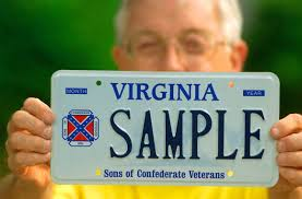 Confederate Flag Origin Confederate License Tags In Cross Hairs But Not In South Carolina