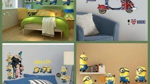 Inspiring Design Minion Wall Decor In Conjunction With Designs Art