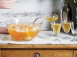 the best thanksgiving cocktails easy recipes cooking light