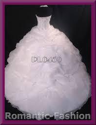 unterrock fã r brautkleid neckholder brautkleid hochzeitskleid in weiß oder creme größe 34