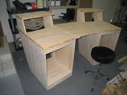 diy reception desk construction drawings pdf download free desk build a desk plans