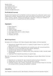 carpenter resume exle write my essay frazier washington writing service sle resume