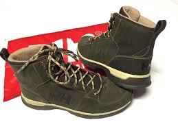 helly hansen men u0027s winter boots mod tinde sz 42 5 color green