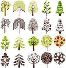 modern tree clipart china cps