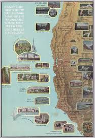 Map Of Southern Oregon Coast by Rare 1907 Photos Show West Coast In Brilliant Color Sfgate