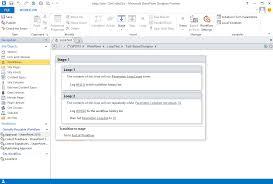 sharepoint designer creating loops in sharepoint designer 2013 expectedexception