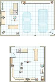 garage floor plans with workshop turning your garage into a workshop