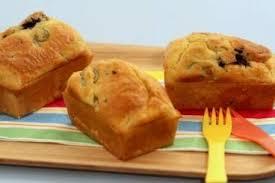 recette de cuisine cake recette de mini cake aux olives et coeur de tapenade facile et rapide