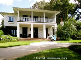 florida style homes beautiful lakeside living in florida classic casual home