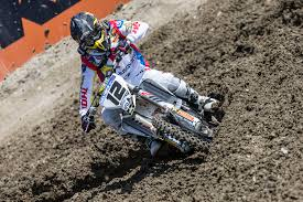 motocross races this weekend paulin third overall in muddy russia fim motocross world championship