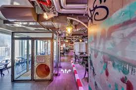 Israel Google Google U0027s Eclectic Tel Aviv Office Space 30 Pics Twistedsifter