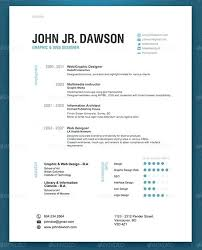 resume style modern and professional resume template exles