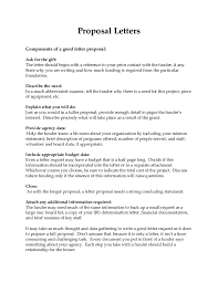 business proposal letter plan template pdf and word example