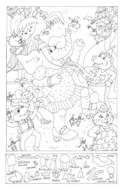 hidden picture color number unicorn easy printable worksheets math