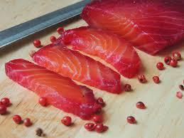 midi en recettes cuisine midi cuisine saumon gravlax à la betterave recettes de fêtes