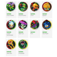 plants vs zombies heroes which hero will you pick which side