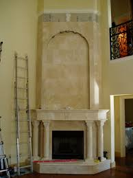 installing wall tile on a marble travertine granite or slate