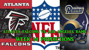 What Are The Super Bowl Predictions From 14 Animals Across The - atlanta falcons vs los angeles rams predictions nfl week 14
