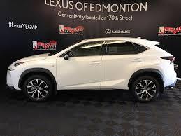 lexus suv nx200t pre owned 2017 lexus nx 200t demo unit f sport series 3 4 door