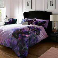 King Size Duvet John Lewis Buy Ted Baker Cosmic Bedding Purple Online At Johnlewis Com Our