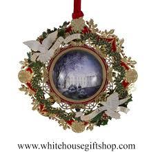 2013 white house historical christmas ornament american elm tree