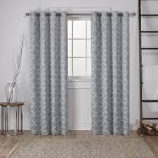 Grommet Chevron Curtains Drapes U0026 Valance Sets You U0027ll Love Wayfair