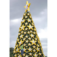 Large Christmas Tree Decorations by The Best Worst Weirdest And Tallest Christmas Trees In The World