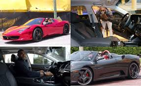 mayweather most expensive car 14 athletes with the most amazing car collections