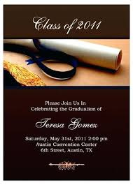 amazing graduation invitation ideas make your own and best