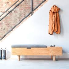 entryway table and bench 15 chic and eye catchy modern entryway benches shelterness