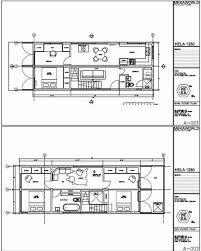 98 best floor plans vagones images on pinterest shipping