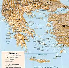 Alps On World Map by Maps Map Of Europe Greece