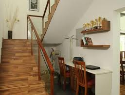 Wood Glass Stairs Design Wooden Staircase Railing Designs In Kerala Crowdbuild For