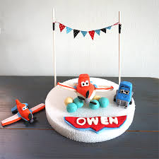 airplane cake topper planes cake topper working s edible