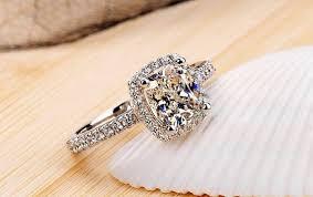 2 carat cushion cut engagement ring calling all 2 or 3 carat cushion cut rings weddingbee