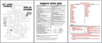 intro to forensic science review worksheet and answer key tpt