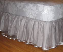 daybed u stunning daybed bedskirt opulence tailored bedskirt