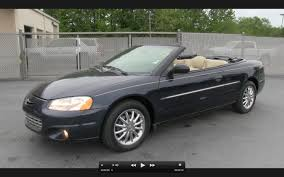 100 2004 chrysler sebring coupe cheap used chryslers under