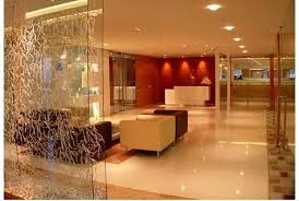 interior design for home lobby interior design drawing room on glass partition in living room