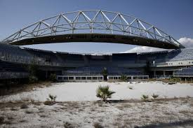 Rio Olympic Venues Now What The Abandoned Venues From The 2004 Athens Olympics Look Like Now