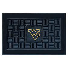 Wvu Home Decor Amazon Com Fanmats Ncaa West Virginia University Mountaineers