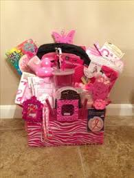 gift baskets for families think pink gift basket for silent auction gift basket