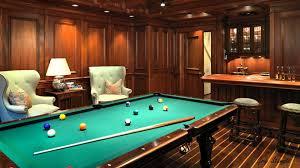 luxury custom designed billiard rooms youtube
