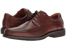 Shoes For Comfort Ecco Seattle Tie Mens Cognac Cow Leather Ecco Receptor Ecco Tennis
