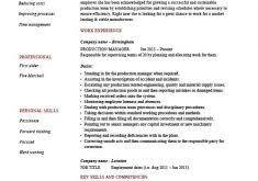 Manufacturing Supervisor Resume Download Qa Test Engineer Sample Resume Haadyaooverbayresort Com