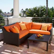 Outdoor Patio Furniture For Small Spaces Small Patio Sectional Design Barn Patio Ideas